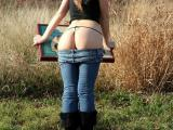 RealAmateursPix.com - Back- assside of the world, amateur and models vol Image 2