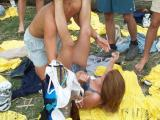RealAmateursPix.com - Hot teens being silly at initiations Image 2